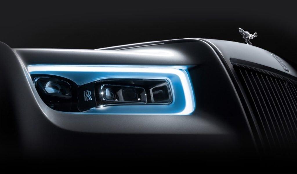 Rolls-Royce 2018 New Phantom