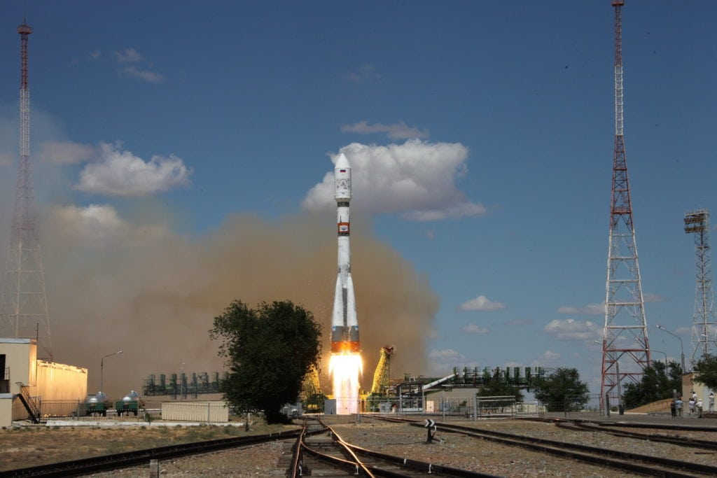 Soyuz Returns to Space After ISS Launch Failure