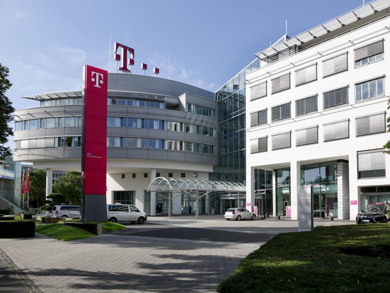Deutsche Telekom headquarters in Bonn, Germany. Photo: Deutsche Telekom.