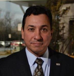 Chris Incardona, VP of public sector. Photo: Orbital Insight.