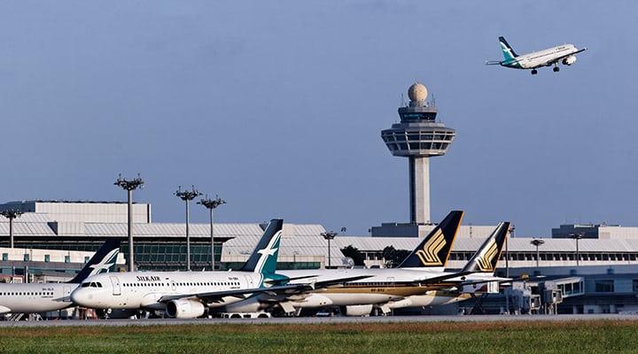 Singapore's Changi airport. Photo: Changi Airport.