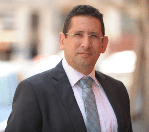 Meir Moalem, Sky and Space Global CEO. Photo: Sky and Space Global.