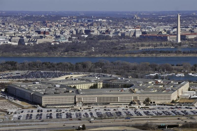 The Pentagon, headquarters for the U.S. Department of Defense. Photo: DOD.