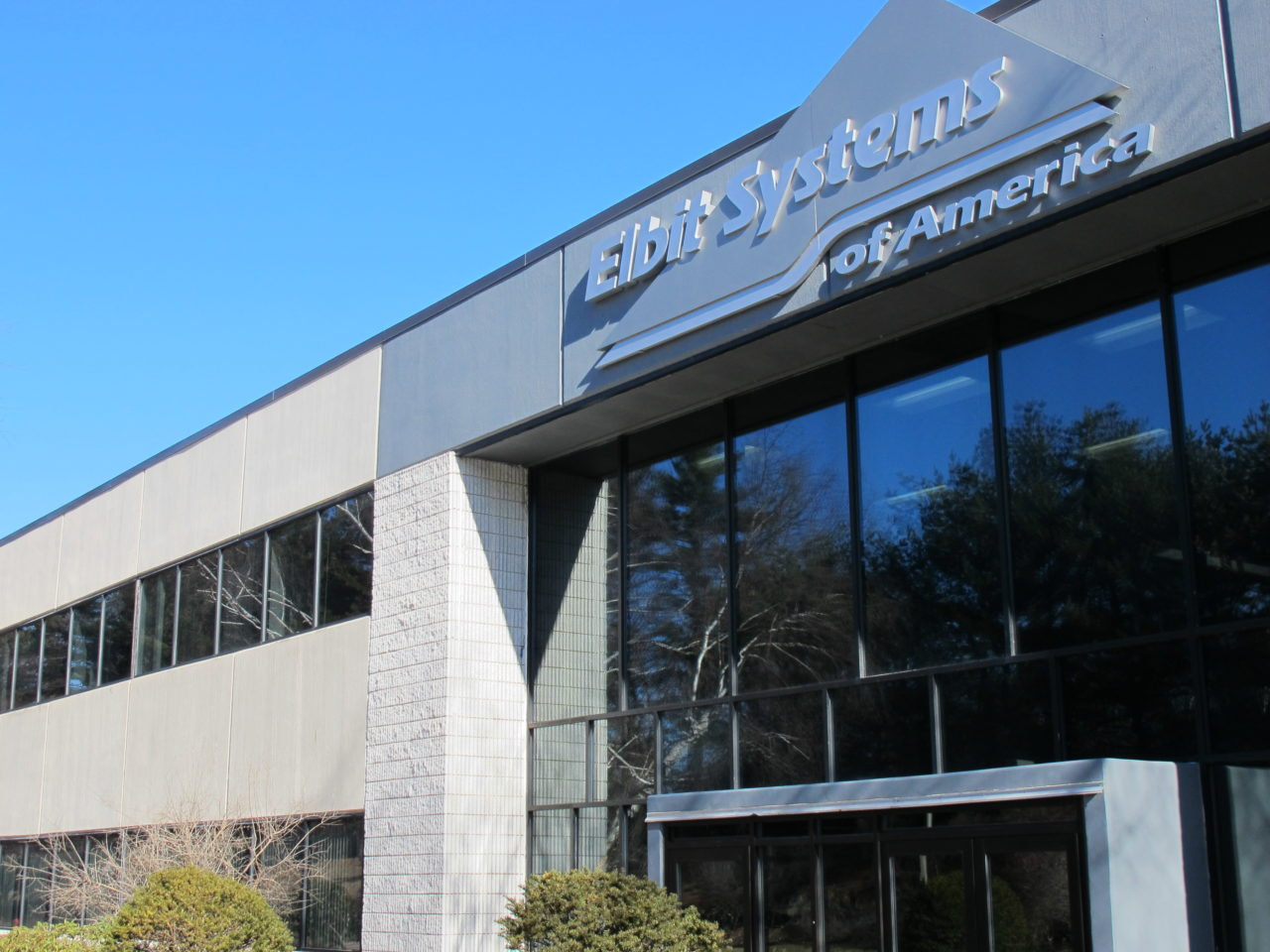 Headquarters of Elbit Systems' American subsidiary. Photo: Elbit Systems.