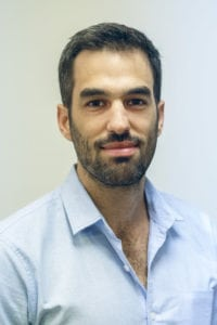 Ori Zeisel, ISI business development and product manager. Photo: ISI.