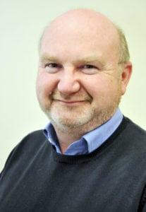 Robin Kent, director of European operations at Adax. Photo: Adax.