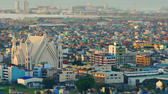 The district of Tondo in Manila, Philippines. Photo: Flickr.