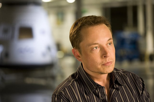 SpaceX founder, CTO and CEO Elon Musk. Photo: Flickr, OnnInovation.
