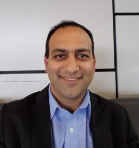 Alok Shah, Samsung's vice president of networks strategy. Photo: Samsung.