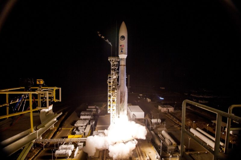 Atlas 5 prepares to launch the NROL 42 payload. Photo: ULA.