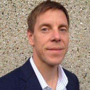 Mark Reudink, director of product development, Crown Castle. Photo: Crown Castle.