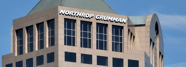 Northrop Grumman headquarters in Falls Church, Virginia. Photo: Northrop Grumman.