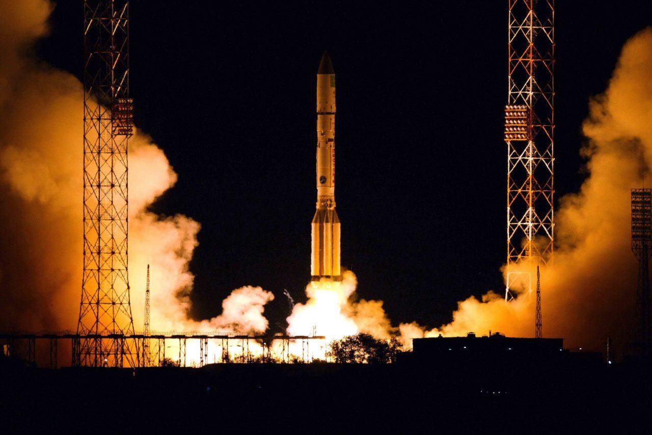 ILS launches Hispasat's Amazonas 5 satellite on Sept. 11 aboard a Proton Breeze M. Photo: Hispasat.