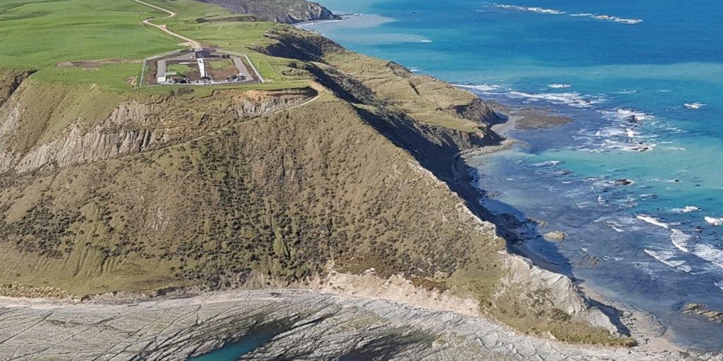 Rocket Lab's Launch Complex 1 on Mahia Peninsula, New Zealand. Photo: Rocket Lab.