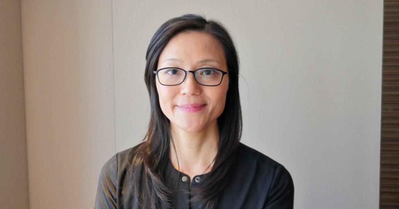 Saphina Ho, AsiaSat general counsel. Photo: AsiaSat.
