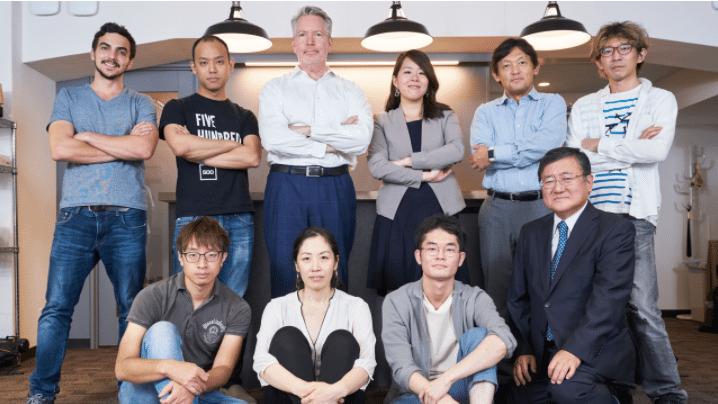 The Infostellar executive team. Photo: Infostellar.