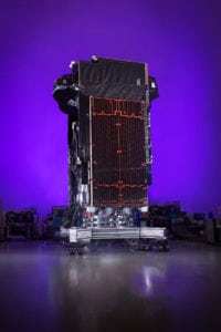 Boeing is building the ViaSat 3 satellites based on this 702 platform. Photo: Boeing.