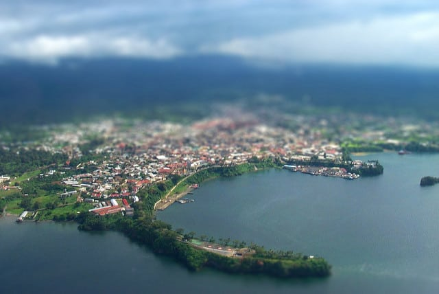 Malabo Harbor, Bioko Island, Equatorial Guinea. Photo: Flickr, Wapster.