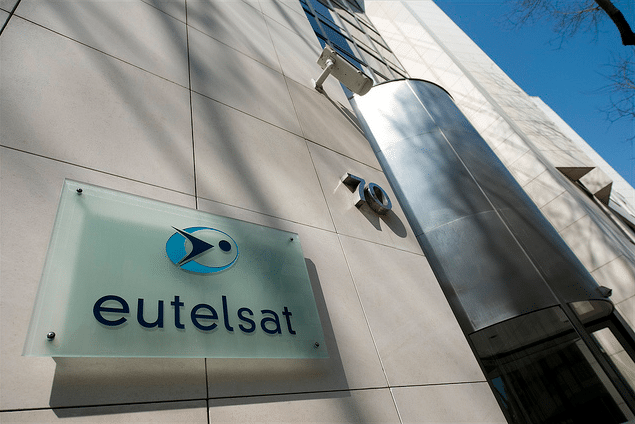 Eutelsat headquarters in Paris, France. Photo: Eutelsat