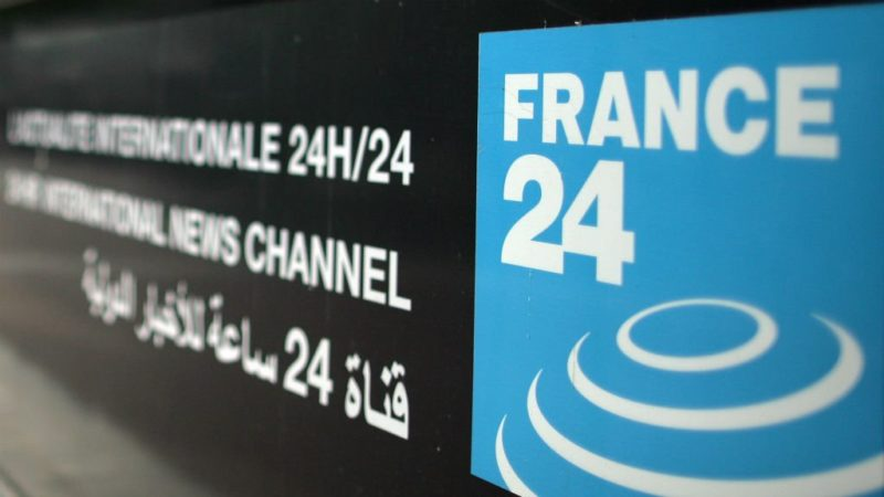 Globecast to distribute two new France 24 channels over Intelsat 21. Photo: France 24.