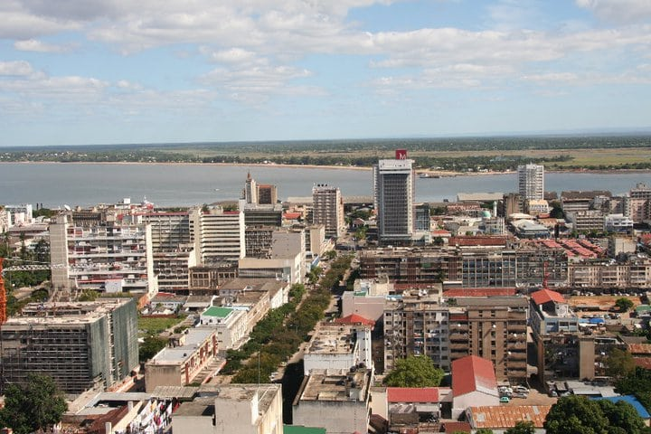 Maputo, the capital and largest city in Mozambique. Photo: Wikimedia.