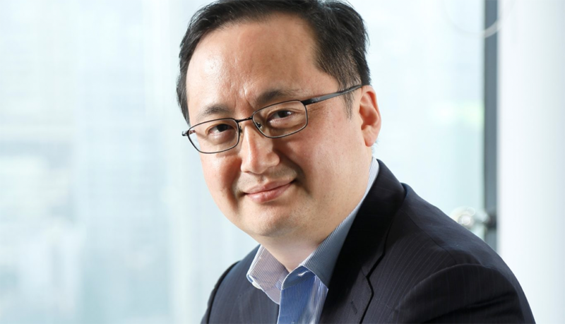 Tom Choi, former CEO and founder of ABS. Photo: ABS.