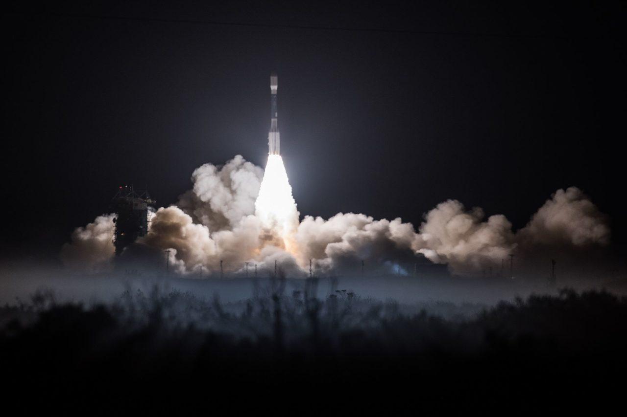 ULA's Delta 2 rocket lifts off for the JPSS 1 mission on Saturday, Nov. 18. Photo: ULA.
