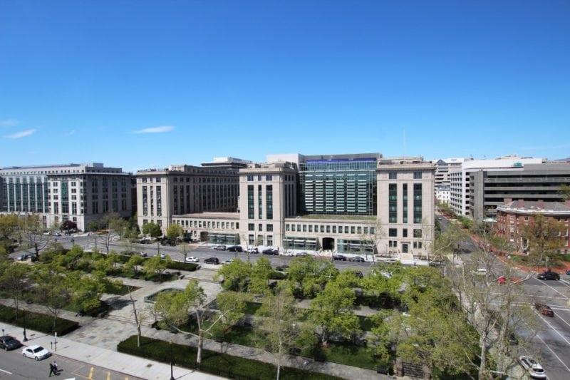 General Services Administration (GSA) headquarters in Washington, D.C. Photo: GSA.