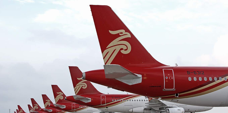 Shenzhen Airlines passenger jet. Photo: Star Alliance.