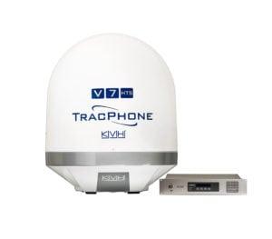 KVH's TracPhone V7-HTS. Photo: KVH Industries.