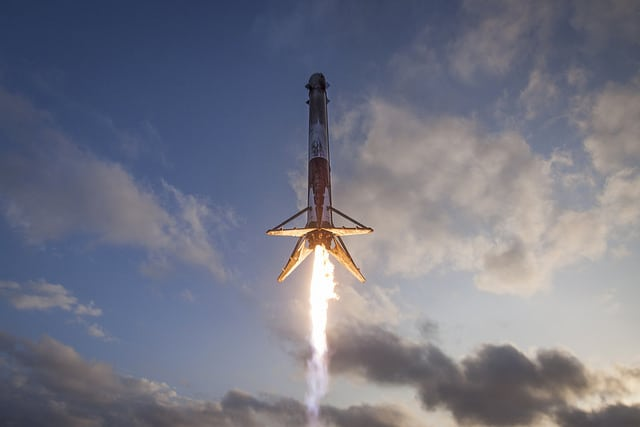 Photo: SpaceX.