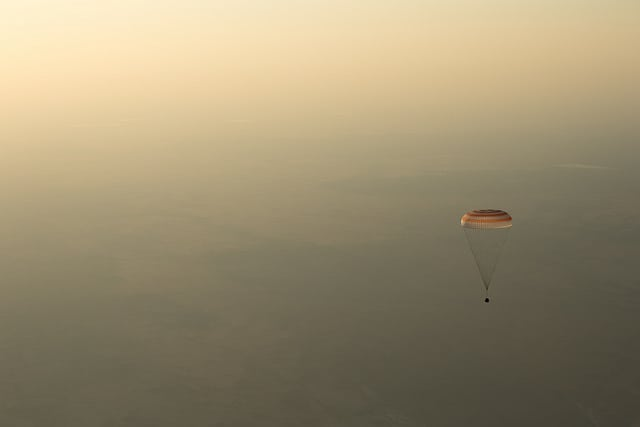 Photo: NASA/Bill Ingals.