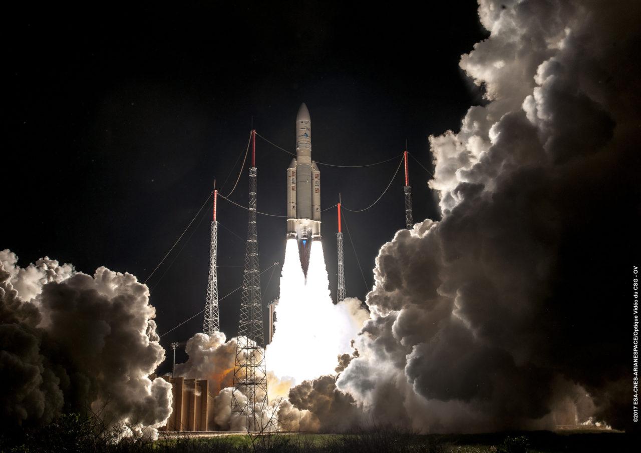 Photo: Arianespace.