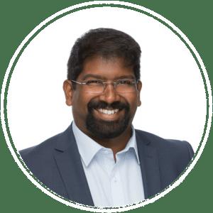 ITC Global VP of Global Enterprise Yagnesh Rajendran. Photo: ITC Global.