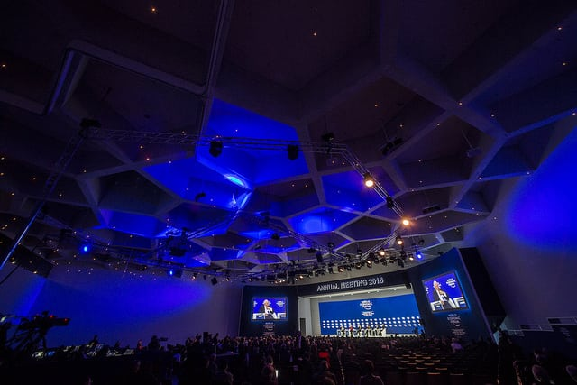 World Economic Forum 2018