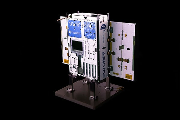 The Arkyd 6 spacecraft. Photo: Planetary Resources.
