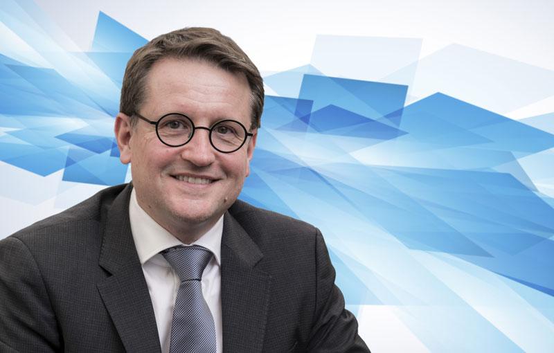 Eutelsat CEO Rodolphe Belmer