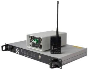 VIslink FocalPoint camera control system. Photo: Vislink.