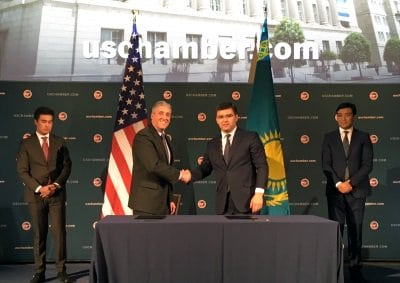 iDirect, Ghalam to explore the development of cost-effective technologies that bridge the digital divide in the Kazakhstan region.