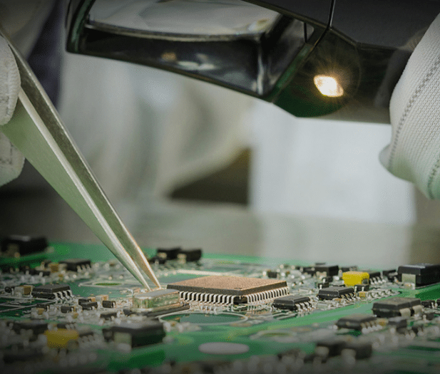 Electrical, Electronic and Electromechanical (EEE) parts. Photo: NASA