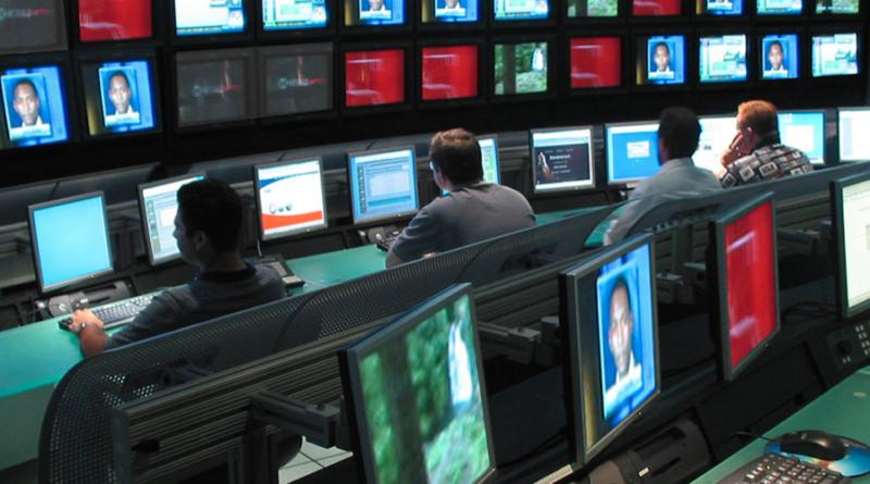 Globecomm's Network Operations Center (NOC). Photo: Globecomm.