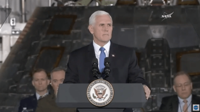 Pence Covered A Lot Of Ground In His Big CPAC Speech