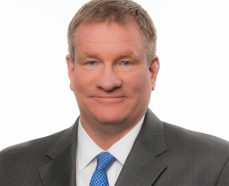 Bradley H. Feldmann, president, CEO, and chairman of the Cubic board of directors. Photo: Cubic Corp.