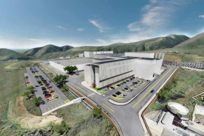 Rendition of Lockheed Martin's Gateway Center after completion. Photo: Lockheed Martin.