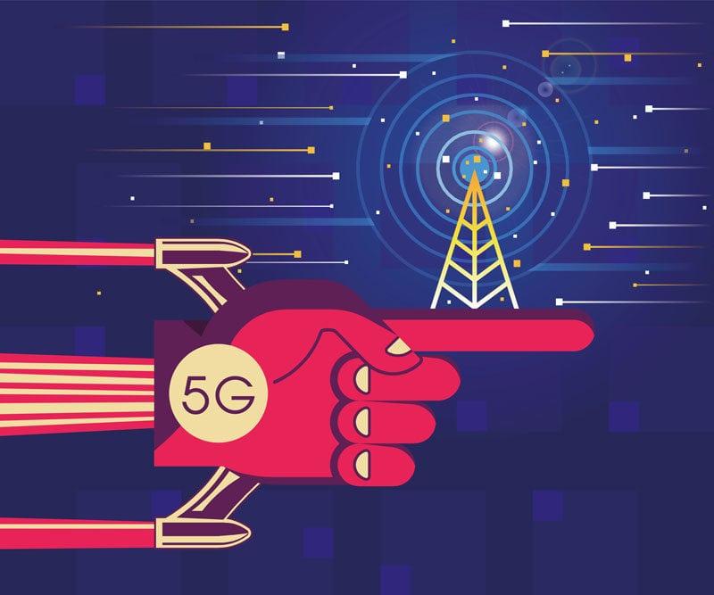 5G forward