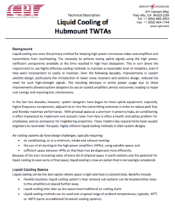 "Click to download ""Liquid Cooling of Hubmount TWTAs"""