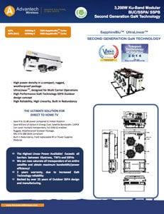 Data Sheet Advantech Wireless