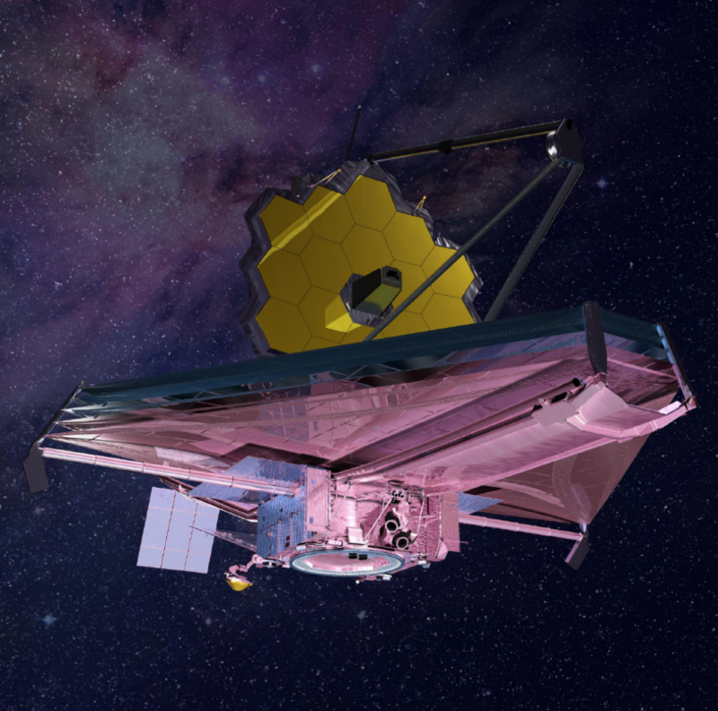 NASA Delays Launch of James Webb Space Telescope Until May 2020
