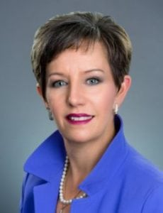 Rebecca Cowen-Hirsch is the senior vice president of government strategy and policy at Inmarsat Government.