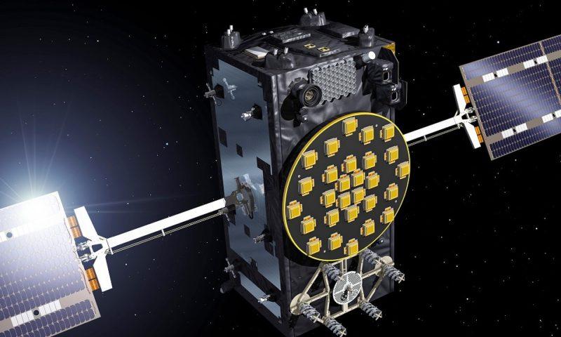 Galileo Full Operational Capability (FOC) satellite.